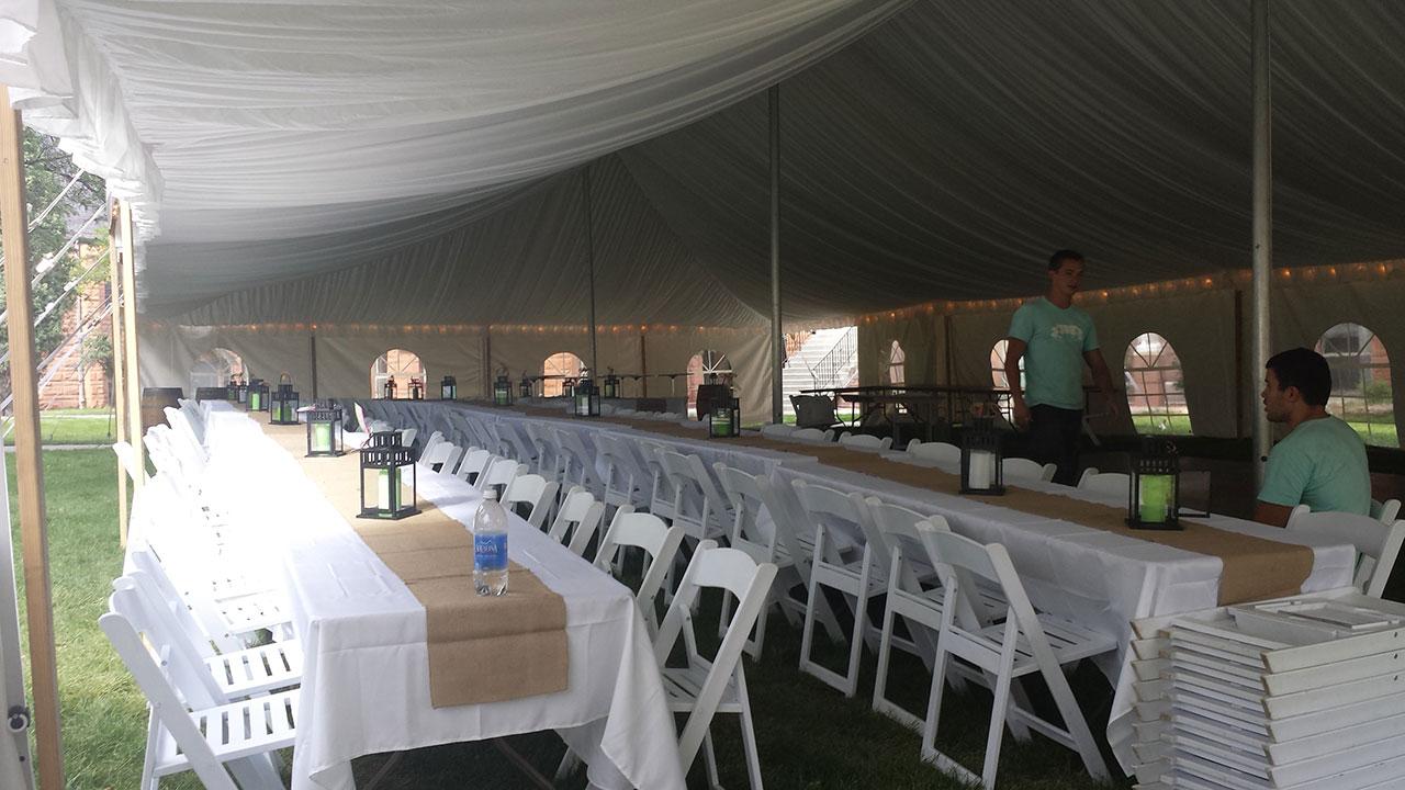 Classic: Benson Tent Rent