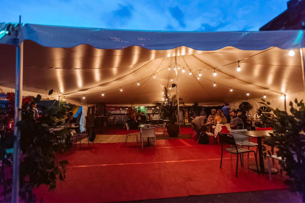 Restaurant Tents and the Top 5 Tips for Outdoor Dining Solutions