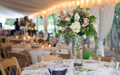 What You Need to Know When Wedding Planning: Tented Weddings Offer Freedom