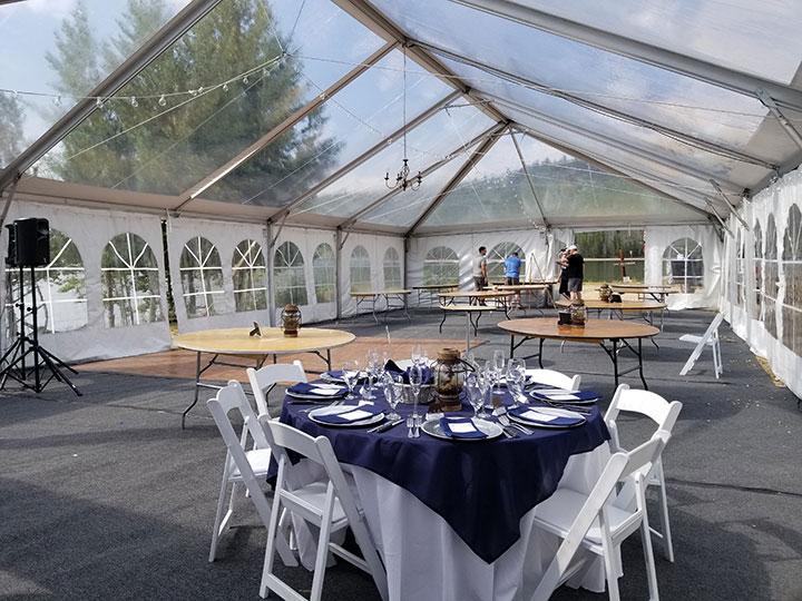 Top 5 Outdoor Wedding Tips