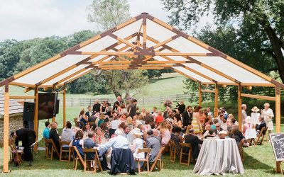 Tented Weddings Make Your Special Occasion Beautiful